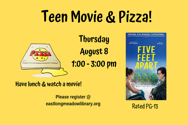 Teen Movie & Pizza!