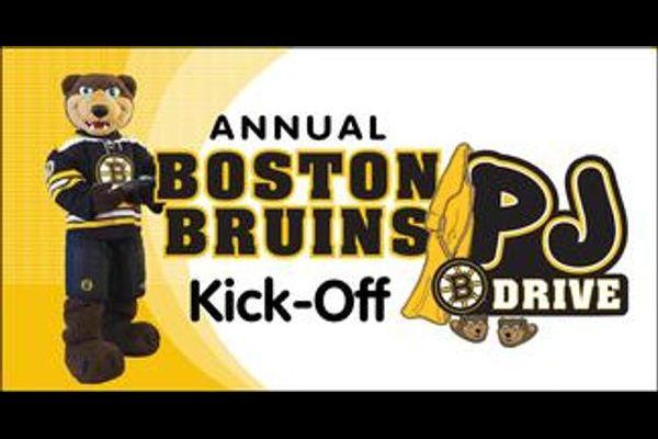 Annual Boston Bruins PJ Drive