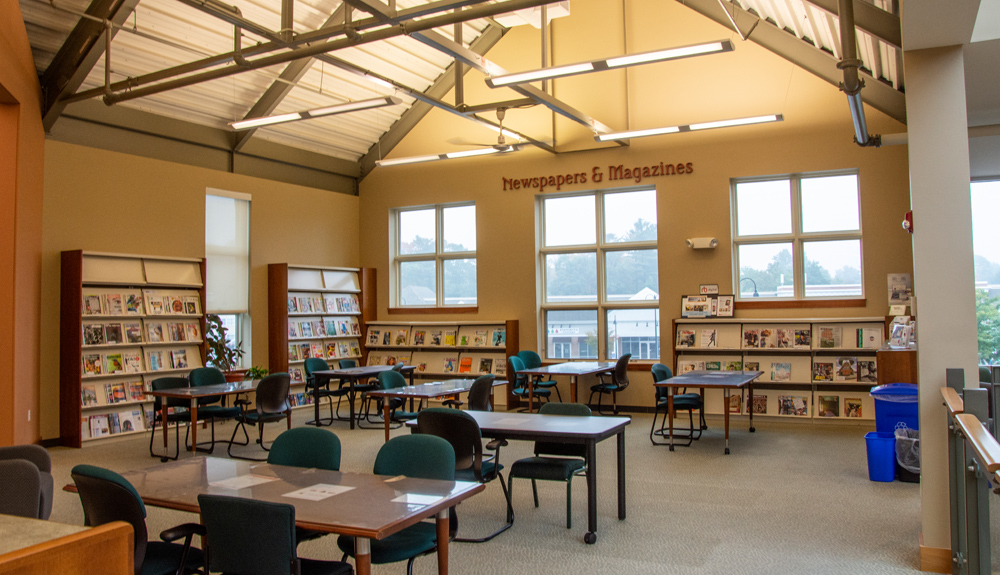 East Longmeadow Public Library – Providing Free and Equal