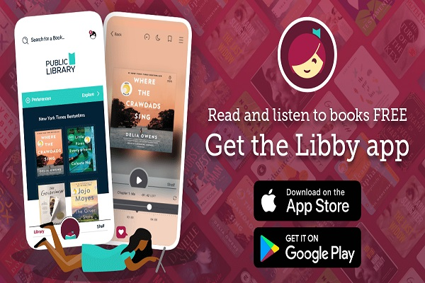 The Libby App By OverDrive: Free Ebooks And Audiobooks From The Library!